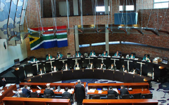The Constitutional Court of South Africa at Constitution Hill in Johannesburg. Picture: EWN.