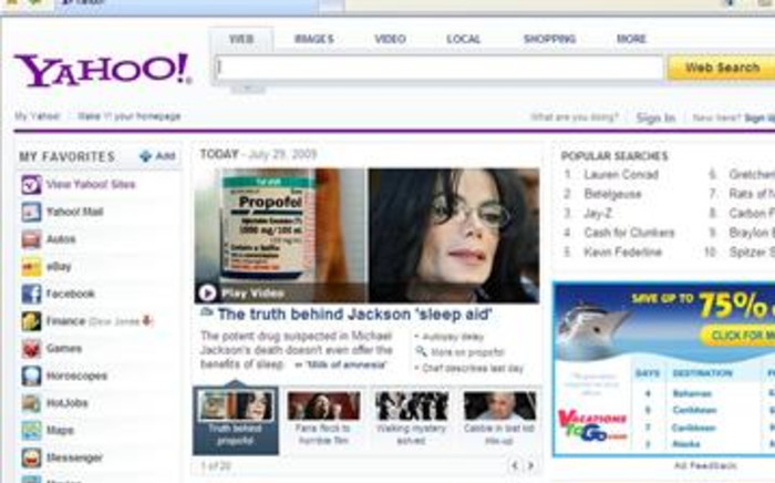 Yahoo Inc plans on quitting all its Asian operations.