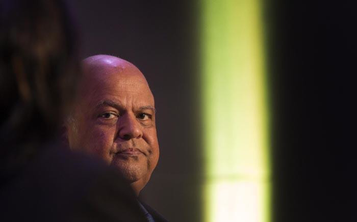 FILE: Former Finance Minister Pravin Gordhan. Picture: Bertram Malgas/EWN.