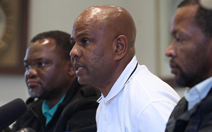 Amcu leader Joseph Mathunjwa said he told his members to stop singing songs that incite violence in Marikana.