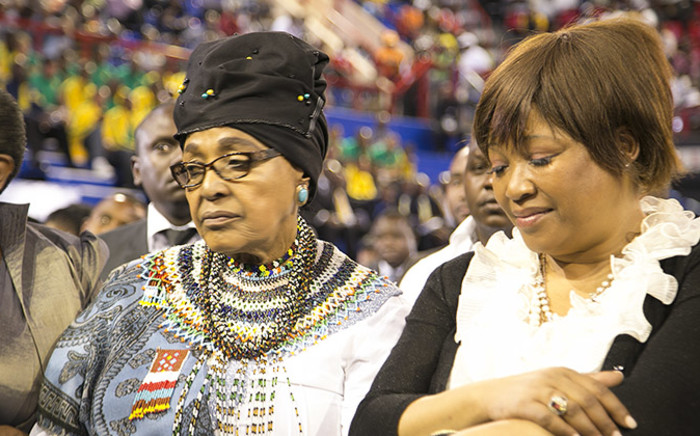 Winnie Madikizela Mandela was hospitalised for back surgery earlier this month. Picture: Reinart Toerien/EWN