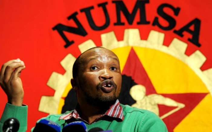 Numsa General Secretary Irvin Jim. Picture: Sapa.