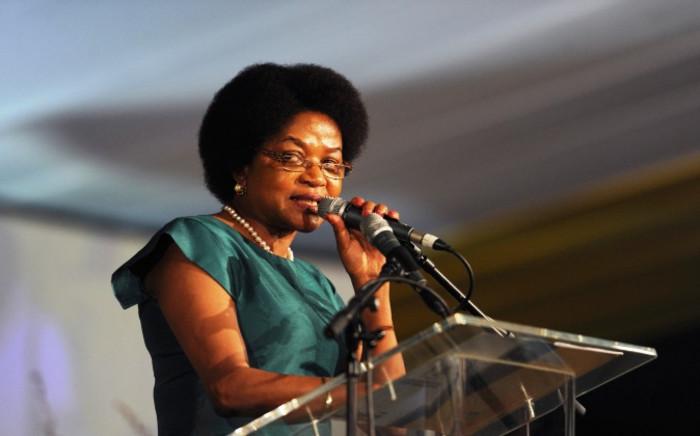 National Assembly Speaker Baleka Mbete. Picture: Sapa.