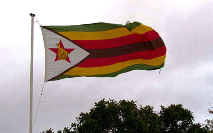 The Zimbabwean flag. Picture: WikiCommons.