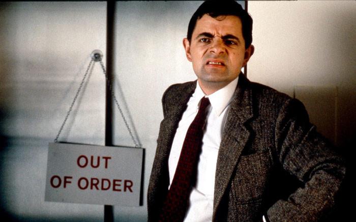 Mr Bean. Picture: Facebook.