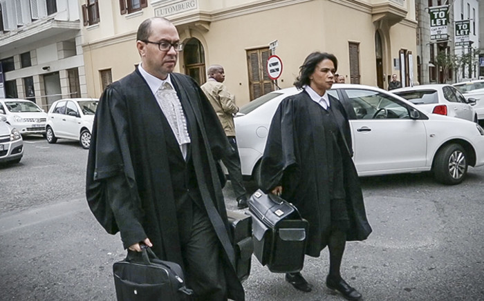 FILE: State prosecutor Advocate Adrian Mopp. Picture: Thomas Holder/EWN.
