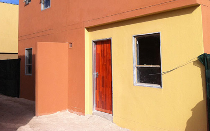 Joe Slovo Housing Project in Cape Town. Picture: Nathan Adams/EWN