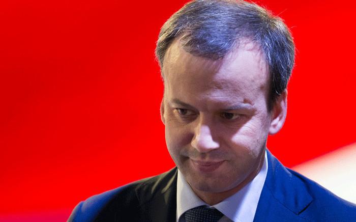Russian Deputy Prime Minister Arkady Dvorkovich. Picture: AFP.