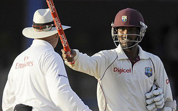 West Indies captain Denesh Ramdin. Picture: Official Denesh Ramdin Facebook page.