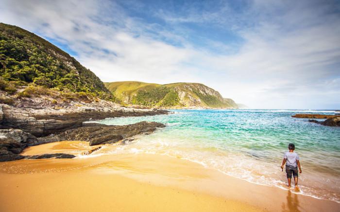 A beach in the Eastern Cape. © Claudia Schnepf/123rf.com