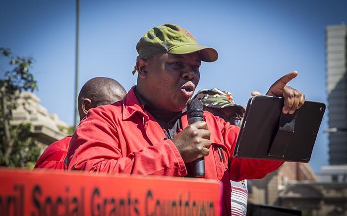FILE: SACP Gauteng Secretary Jacob Mamabolo. Picture: Reinart Toerien/EWN.