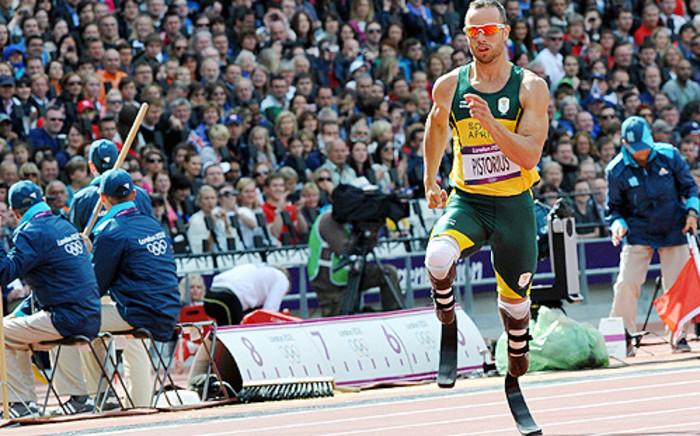 Oscar Pistorius. Picture: Sascoc