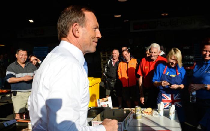 Australian Prime Minister Tony Abbott. Picture: AFP
