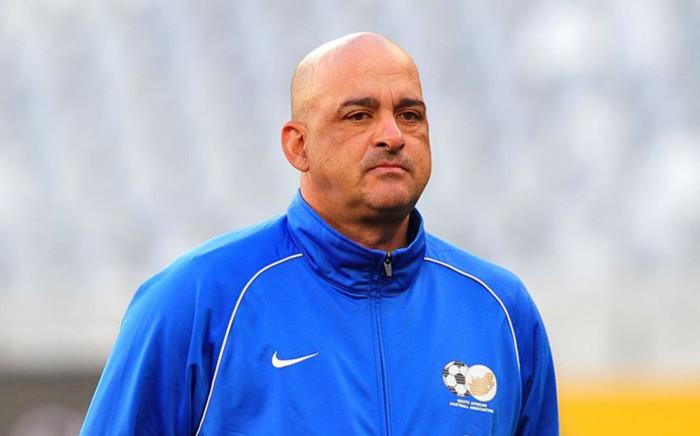 South African U-23 coach, Owen da Gama. Picture: Facebook.