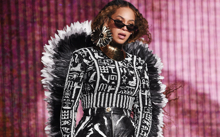 FILE: Beyonce performs at the Global Citizen Festival on 2 December 2018 at the FNB Stadium. Picture: Supplied.