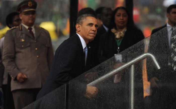 FILE: US President Barack Obama. Picture: SAPA.