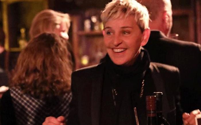 Ellen DeGeneres. Picture: www.instagram.com/portiaderossi/