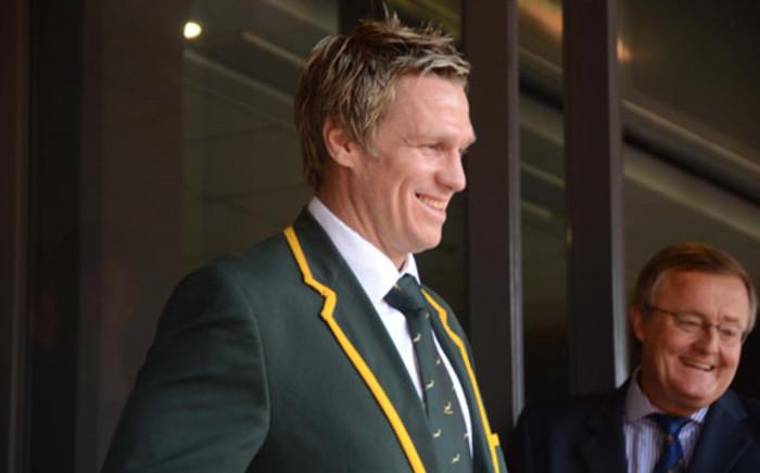 Springbok captain Jean de Villiers. Picture: Christa Van der Walt/EWN.