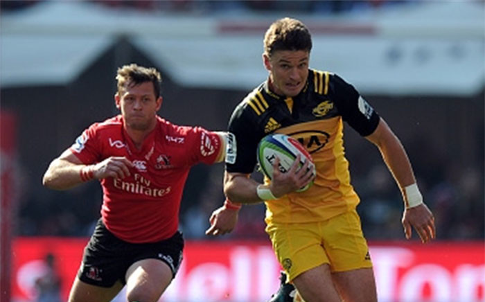 Lions vs Hurricanes at Ellis Park in Super Rugby semi-final. Picture: @SuperRugby.