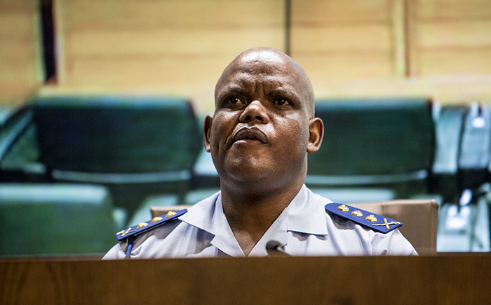 FILE: Former acting National Police Commissioner Khomotso Phahlane. Picture: EWN.