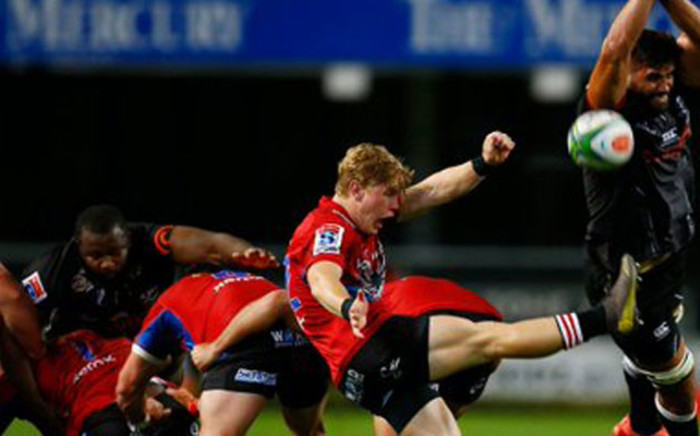 Sharks edged the visiting Lions 19-16 at Kings Park. Picture: Twitter @LionsRugbyCo.