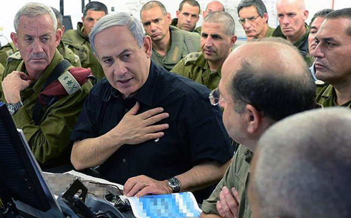 FILE: Israeli Prime Minister Benjamin Netanyahu. Picture: Supplied