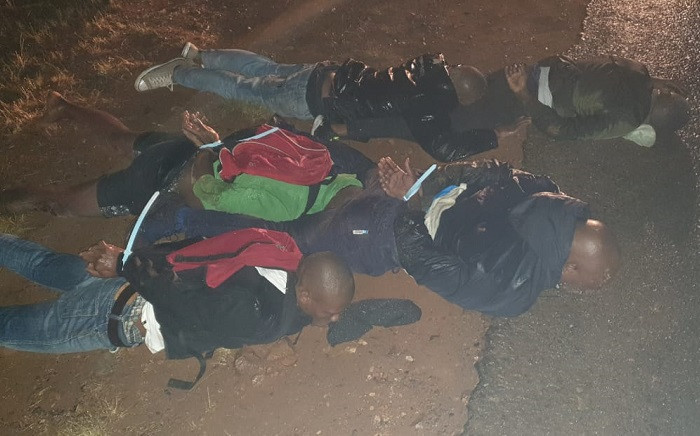 Two suspects have been shot and killed while 11 others arrested after police in Nkandla, KwaZulu-Natal, foiled an armed robbery. Picture: SAPS