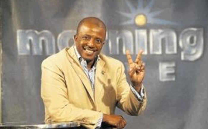 The late TV and radio presenter, Vuyo Mbuli. Picture: SABC.