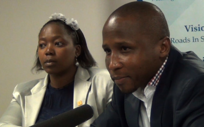 FILE: Acting chief executive of the Road Traffic Management Corporation Collins Letsoalo on 8 November 2010. Picture: EWN