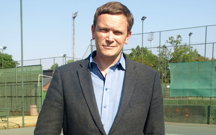 Tennis South Africa chief executive Richard Glover. Picture: BLD Communications