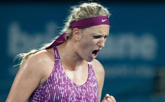 Australian Open defending champion Victoria Azarenka. Picture: Facebook.
