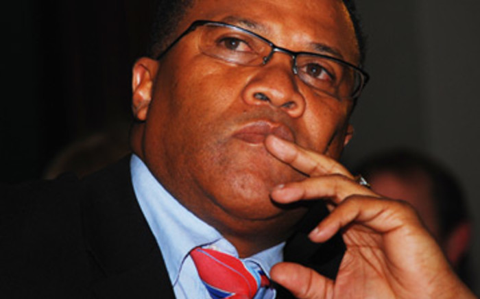 Suspended Cricket SA CEO Gerald Majola. Picture: Taurai Maduna/EWN