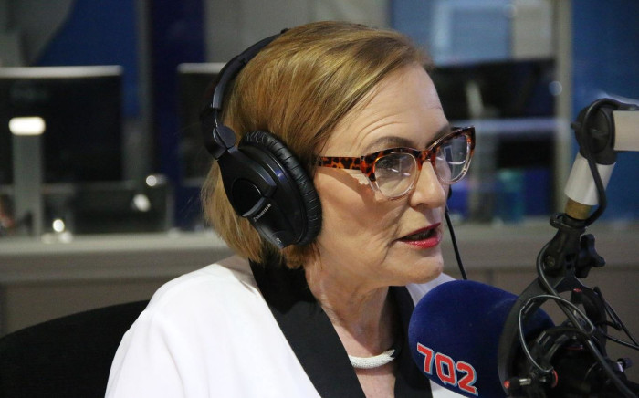 Democratic Alliance Federal Council chair Helen Zille. Picture: 702