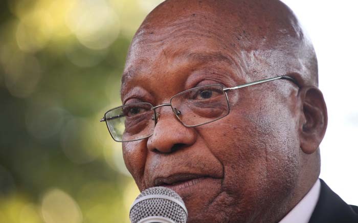 FILE: Former President Jacob Zuma. Picture: Bertram Malgas/EWN.