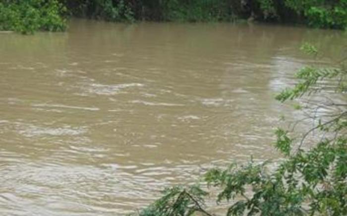 The Jukskei River. Picture: Gia Nicolaides/EWN