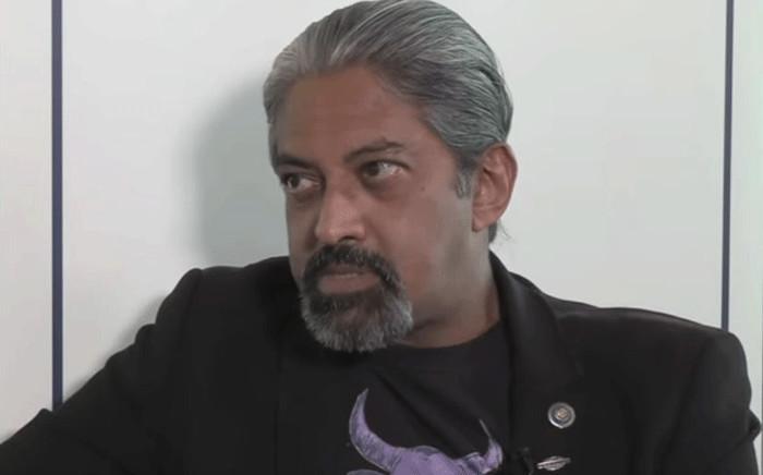 Kanthan Pillay. Picture: YouTube screengrab.