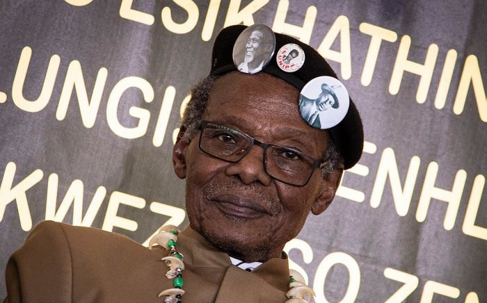 FILE: According to Velenkosini Hlabisa, the party's former president Mangosuthu Buthelezi had been a great mentor to him and the party had tasked Buthelezi to champion some key causes for the party.Pciture: Xanderleigh Dookey/EWN.