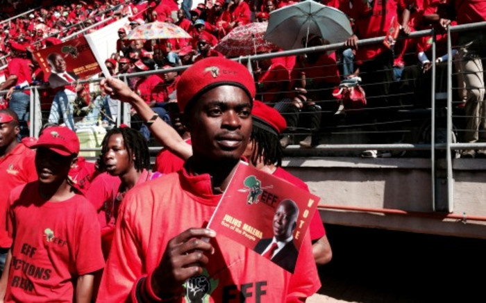 FILE IMAGE. The EFF says it will respond to allegations of vote rigging after the IEC has concluded its probe. Picture: Sebabatso Mosamo/EWN.