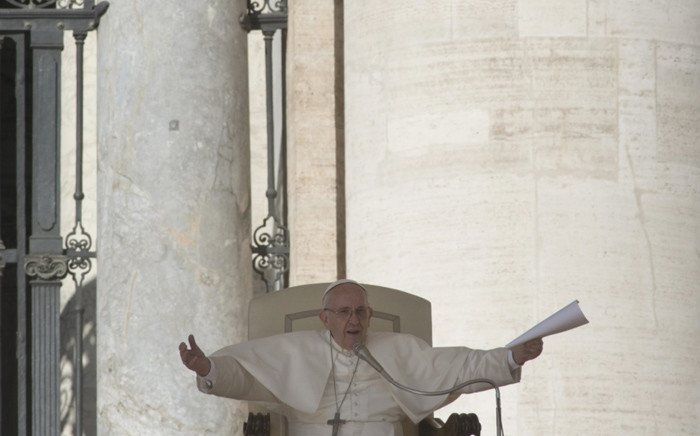 Pope Francis. Picture: @Pontifex/Twitter