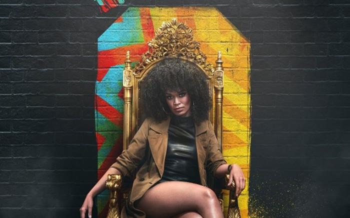 FILE: Pearl Thusi in 'Queen Sono'. Image: @QueenSonoNetflix.
