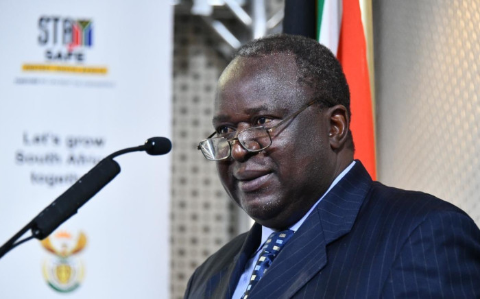 Finance Minister Tito Mboweni. Picture: GCIS