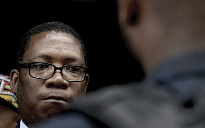 FILE: Gauteng Education MEC Panyaza Lesufi said more than 140,000 full-time and part-time pupils would sit for exams at more than 1,000 centres around the province from next week. Picture: Sethembiso Zulu/EWN.