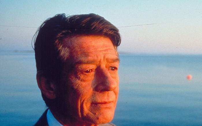 British actor Sir John Hurt. Picture: Wikipedia.