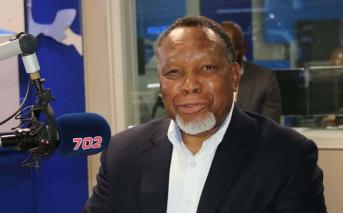FILE: Former President Kgalema Motlanthe. Picture: 702.