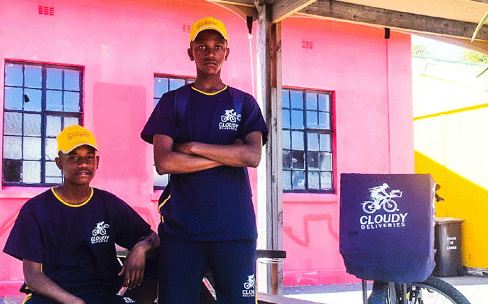 Cloudy Deliveries is based in Langa, Cape Town. Picture: Cloudy Deliveries/Facebook.