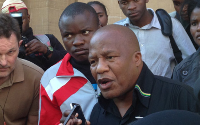 FILE. Former ANC spokesperson Jackson Mthembu has been appointed as the party's new Chief Whip. Picture: Reinart Toerien/EWN