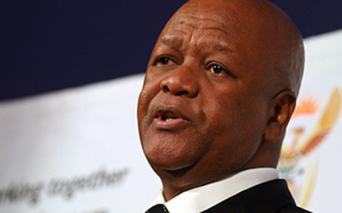 Justice Minister Jeff Radebe. Picture: Eyewitness News