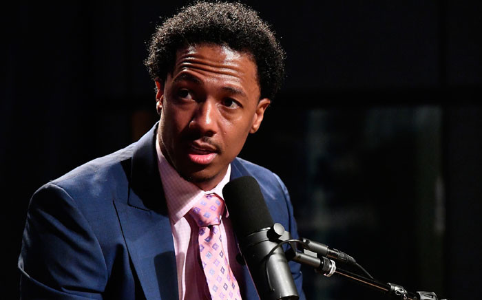 FILE: US celebrity Nick Cannon. Picture: AFP