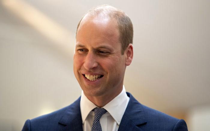 FILE: Britain's Prince William, the Duke of Cambridge. Picture: AFP