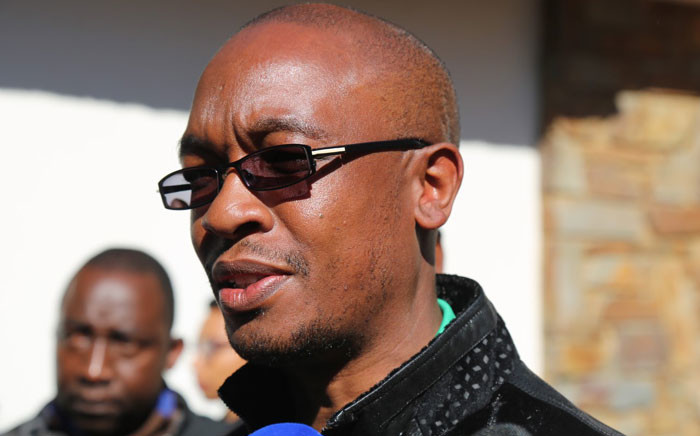 FILE: Former City of Johannesburg Mayor Parks Tau. Picture: Christa Eybers/EWN.